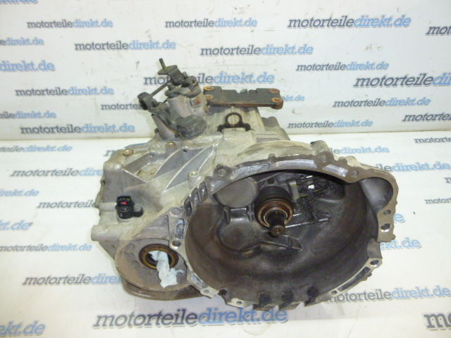 Caja de cambios manual Hyundai Sonata V NF 2,4 Gasolina G4KC M5GF2