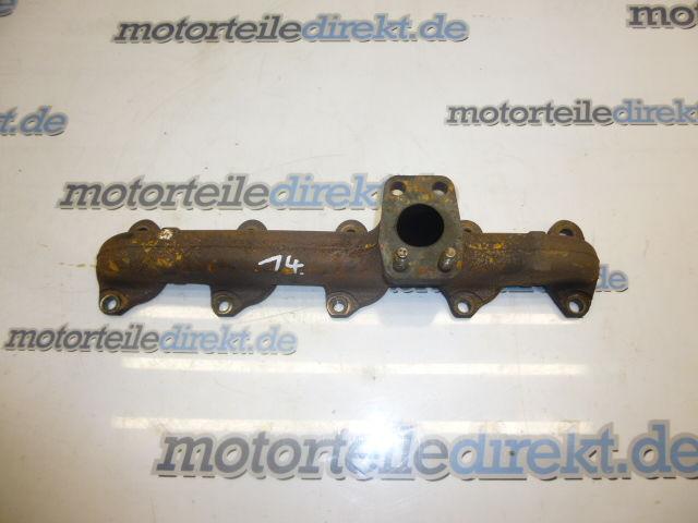 Abgaskrümmer Krümmer Ford Focus III C-Max 1,6 TDCI Diesel T3DA T3DB 70 KW 95 PS