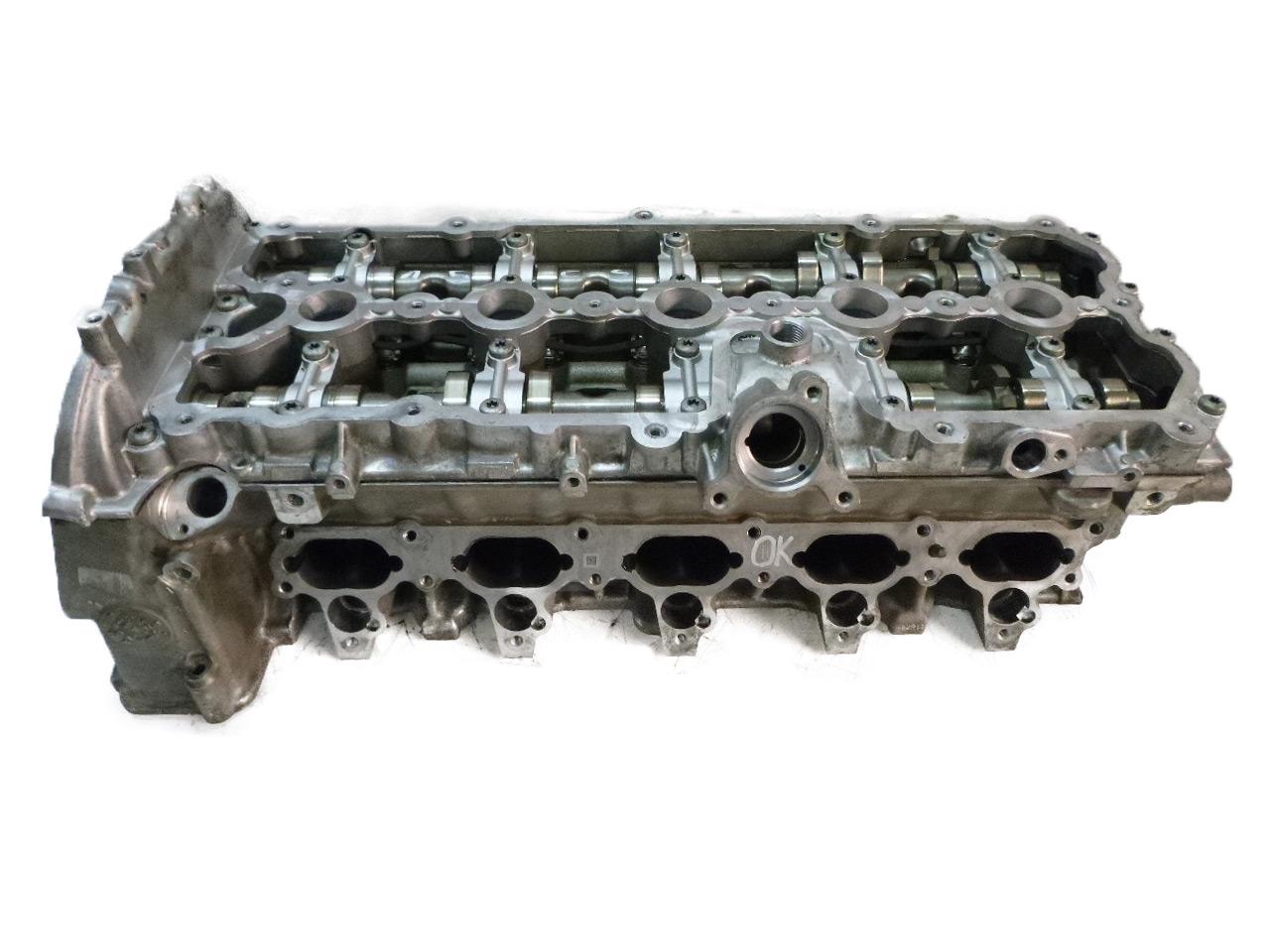 Zylinderkopf Links Audi A8 4E S8 5,2 quattro BSM