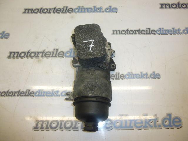 Ölfiltergehäuse Ford C-Max DM2 Focus II DA 1,6 TDCi G8DA 80 KW 109 PS 9656969980