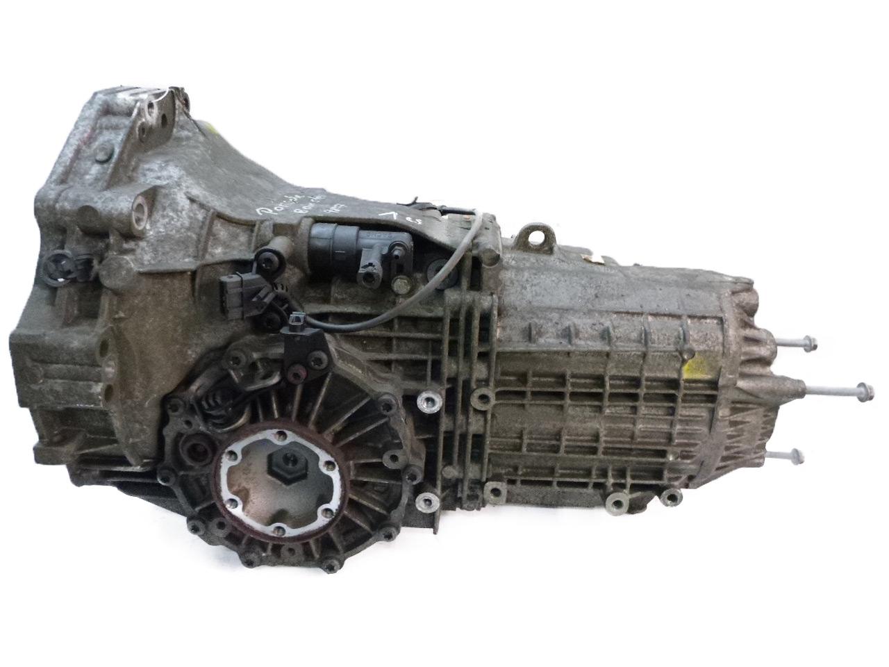Caja de cambios Porsche Boxster, el Cayman 2,7 Gasolina M97.20 GAL