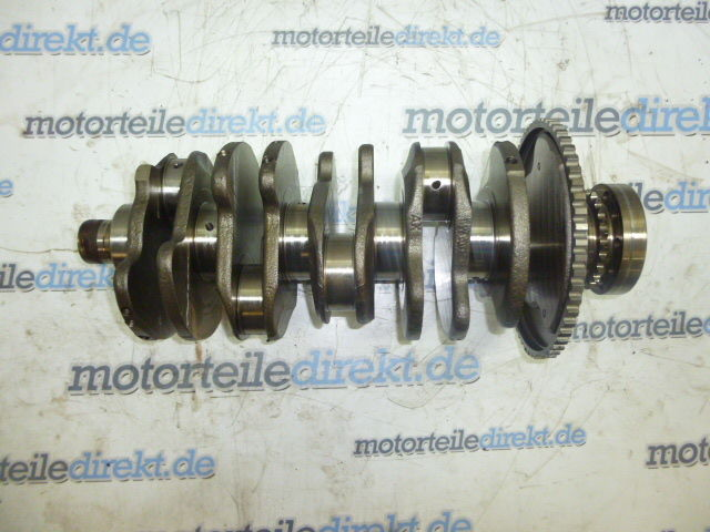 Crankshaft VW Seat Toledo Bora Golf IV New Beetle 2.3 V5 20V AQN