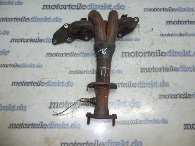 Collecteur d'échappement Collecteur Ford Mondeo III B5Y BWY B4Y 2,0 16V CJBB 107 KW 146 CH