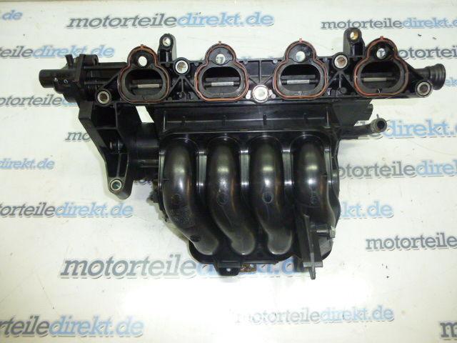 Ansaugbrücke Mazda 3 BL 1,6 Benzin 16V MZR Z6 77 KW 105 PS 099800-0221