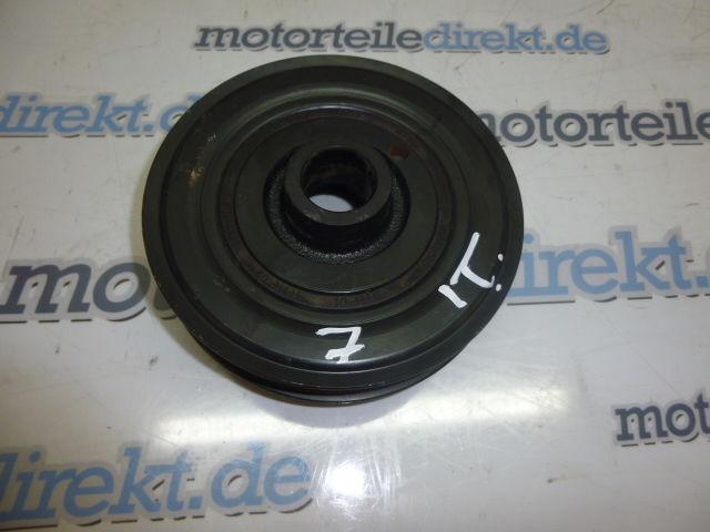 Riemenscheibe Ford Focus 16V 1,6 Benzin 74 KW 100 PS FYDD 2S6G-6B321-AA