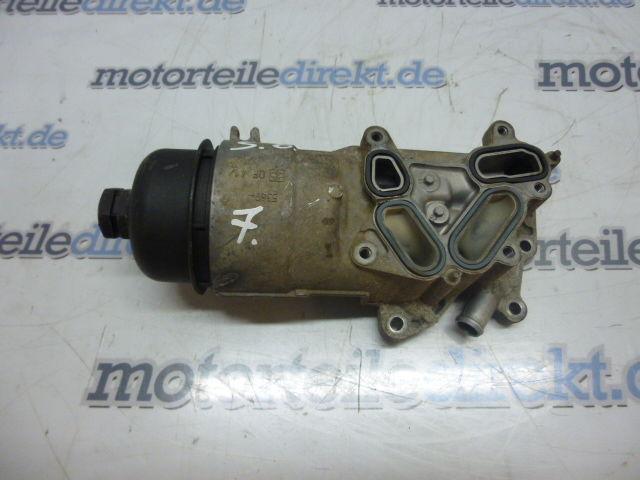 Ölfiltergehäuse Citroen Peugeot Nemo Bipper 1,4 HDi Diesel 8HS DV4TED 2320003