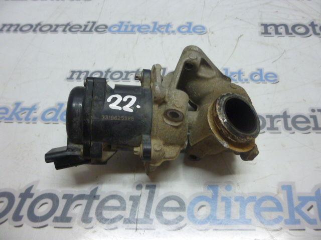 Valvola EGR Citroen Nemo Peugeot Bipper 1,4 HDi Diesel 8HS DV4TED 3319625988