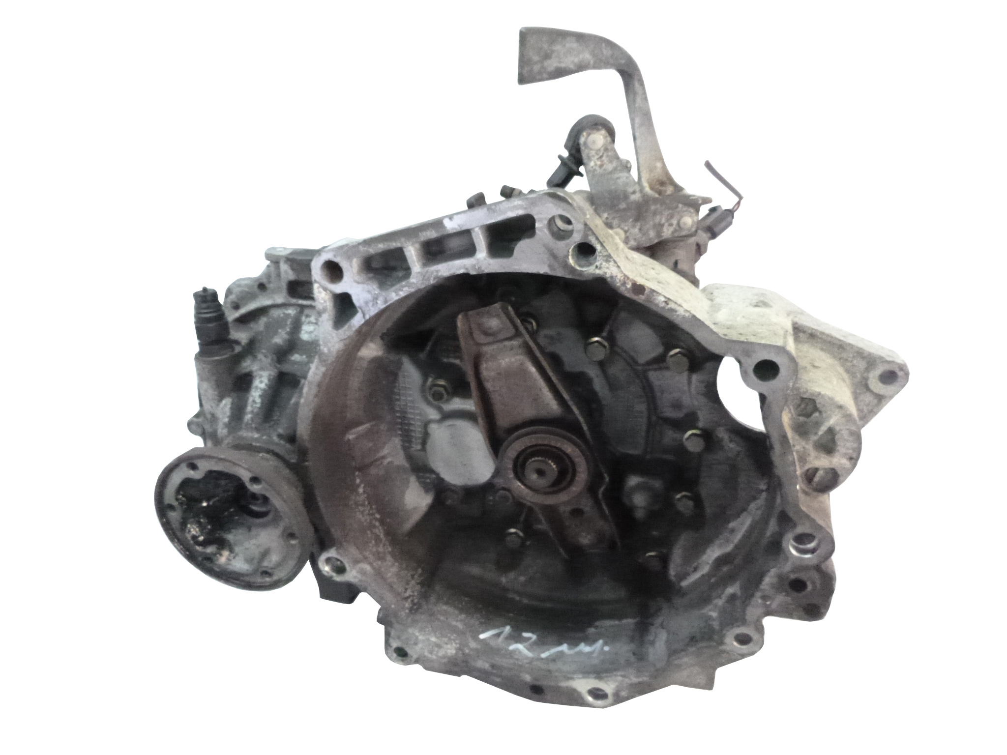 Getriebe Schaltgetriebe VW Skoda Golf IV Bora Octavia 2,0 APK EMR DE294250