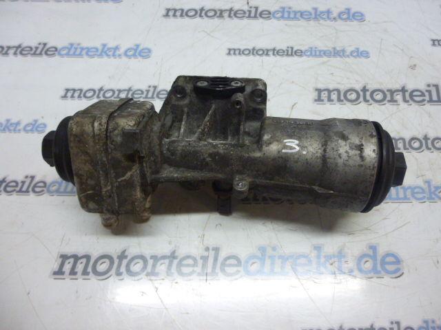 Ölfiltergehäuse VW Caddy III 2KA 2KB 2,0 SDI Diesel BST 70 PS 51 KW 045115389K