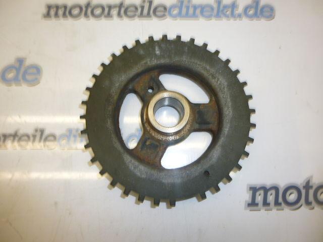 Kurbelwellenrad Riemenscheibe Mazda MPV II LW 2,3 L3 104 KW 141 PS