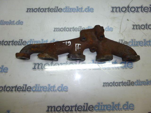Collecteur d'échappement Opel Astra DTI 16V Y20DTH 24442866 FR32888