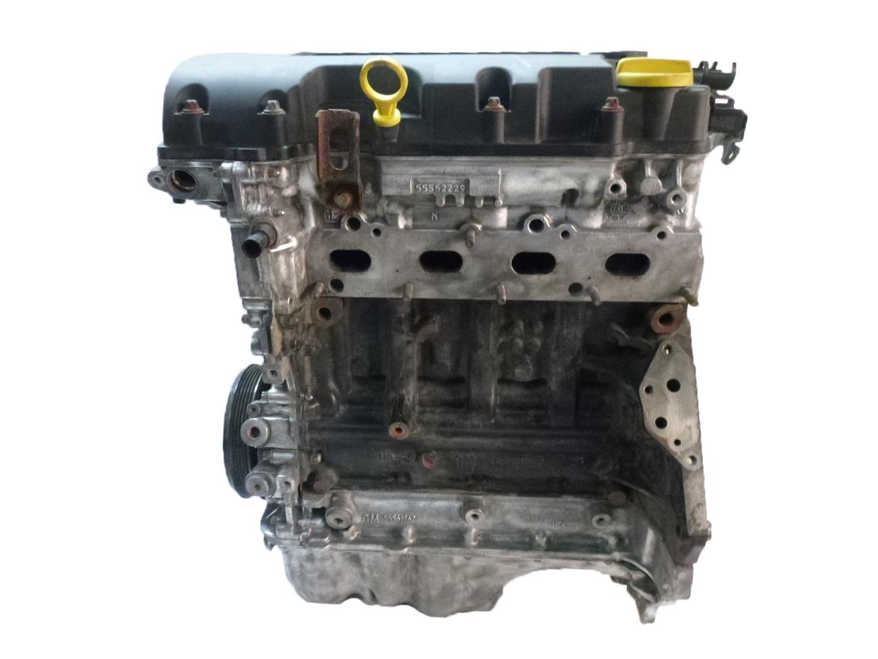 Motor Opel Chevrolet Corsa D Aveo 1,2 Benzin A12XER DE313093