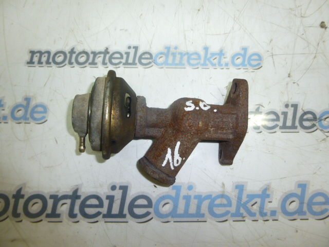 Válvula EGR, Suzuki, Fiat, Peugeot Expert Ulysse 2,0 JTD Diesel HDI RHZ 9633602180