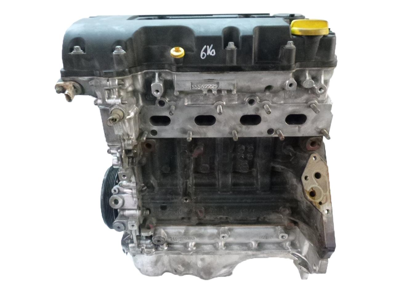 Motor Opel Chevrolet Corsa D Aveo 1,2 Benzin A12XER DE313185