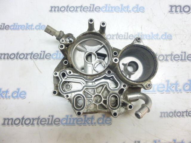 Ölfiltergehäuse Audi A4 A8 A6 3,0 TDI Quattro ASB 059115397L