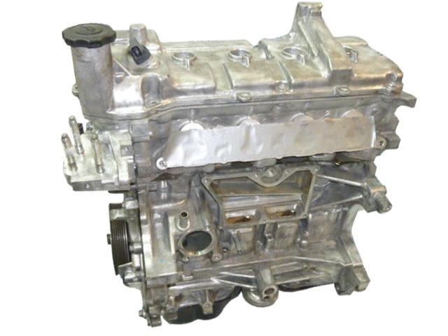 Moteur 2009 Mazda 2 II DE 1,3 Diesel 55 KW (75 CH ZJ-VEM