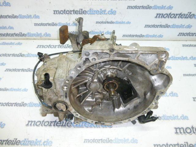 Transmisión caja de cambios Mazda 2 II DE 1,3 Gasolina de 55 KW, 75 CV ZJ-VEM