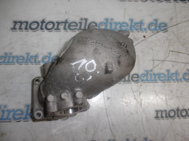 Ladeluftrohr Mini Cooper R58 115 - 122 PS N16B16A 1751152453604