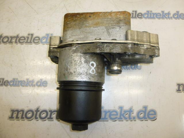 Ölfiltergehäuse Jaguar Landrover XF 3,0 Diesel 211 - 340 PS 306DT 9X2Q-6B624-BA