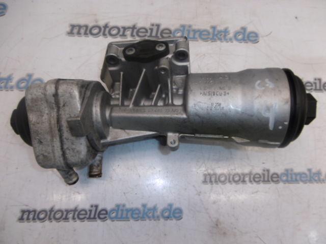 Ölfiltergehäuse VW Caddy III 2,0 SDI Diesel BST BDJ 70 PS 045115389K