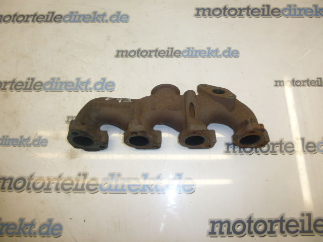 Abgaskrümmer Ford Mondeo IV 1,8 TDCi 92 KW Diesel KHBA QYBA 4M5Q-9428-BB