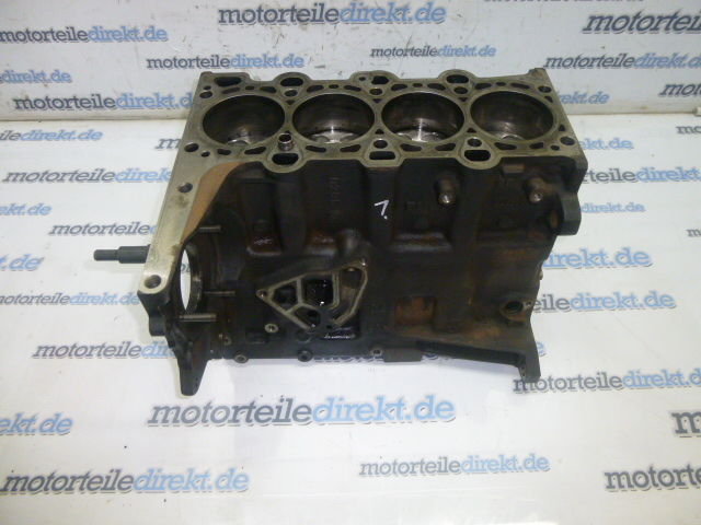 Moteurblock Vilebrequin Rover MG ZT-T ZT 75 RJ 2,0 CDTi 204D2 131 CH (96 KW