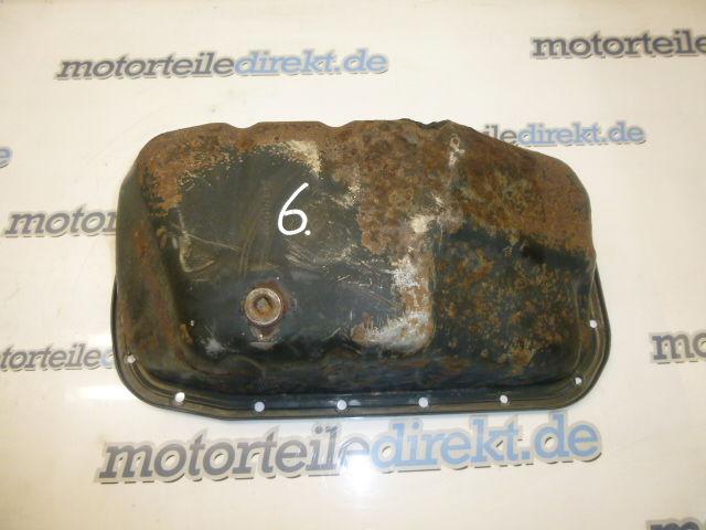 Масляный поддон Renault Clio II 1,2 Benzin 43 KW 58 PS D7F726 D7FG 9001551J
