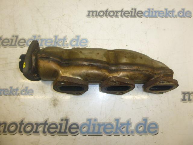 Abgaskrümmmer Audi A6 VW Phaeton V6 3,0 TDI quattro Diesel 165 KW BMK 059253033L