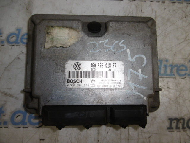 Engine control unit VW Audi Seat Leon 1.8 AGN 06A906018FR