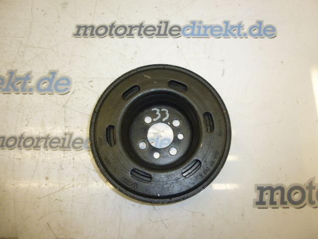Riemenscheibe Schwingungsdämpfer VW Skoda Golf Octavia 2,0 APK 116 PS 06A105243E