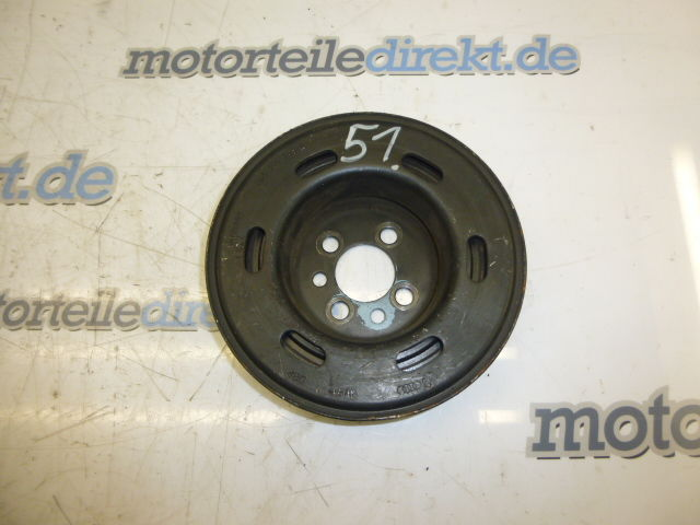 Riemenscheibe Scheibe VW Skoda Golf Octavia 2,0 APK 116 PS 06A105243E