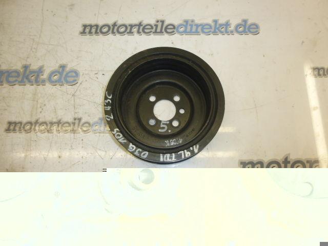 Riemenscheibe Audi Seat Skoda VW A3 8P Altea Golf Touran 1,9 TDI BXE 036105243C
