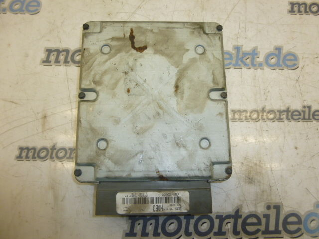 Control unit engine control unit Ford Courier Fiesta IV 1.8 TD DI RTP YS6F-12A650-FH
