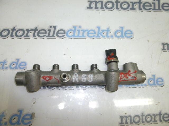 Rail iniettori Opel Astra, Corsa C, Meriva, Combo 1,7 CDTi Z17DTH 0445214094
