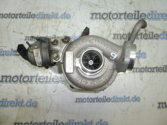 Turbolader Audi Seat A4 A5 Exeo ST 2,0 TDI CJC CJCA 143 PS 03L145721A DE28937