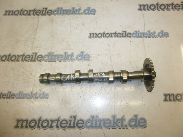 Nockenwelle Welle links Auslass Audi A4 S4 8K A5 S5 3,0 Benzin CAKA CAK 333 PS