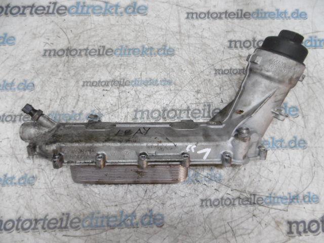 Ölfilterhalter Ölkühler BMW E65 E66 E67 745d 4,4 M67 M67D44 448D1 7792444
