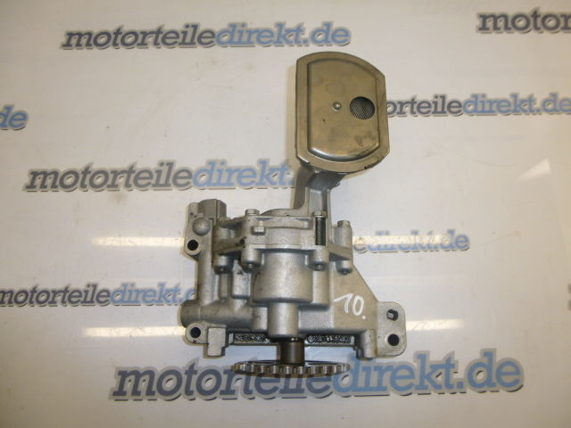 Ölpumpe Ford Mondeo IV 2,0 TDCi Diesel 140 PS 103 KW QXBB 9431291021
