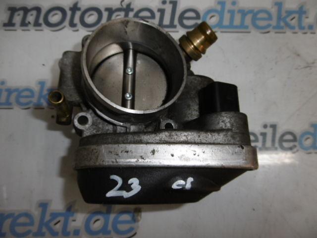 Throttle body Opel Astra H Signum Vectra C Zafira a 1.8 Z18XER 55353801