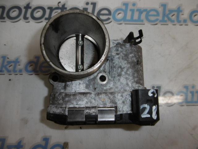Throttle flap Ford Fiesta 1.4 97 PS SPJA 8A6G-9F991-AB