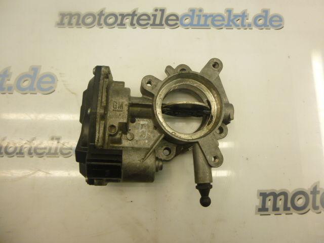 Throttle choke Opel Saab 9-5 2.0 CDTI Diesel 118 - 121 KW A20DTH 55564164