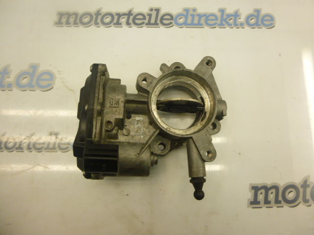 Clapet d'Étranglement Opel Saab 9-5 2,0 CDTI Diesel 118 - 121 KW A20DTH 55564164