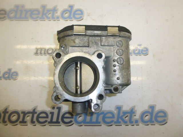 Throttle body Ford Fiesta VI 1.4 petrol 71 KW 97 PS SPJA 8A6G-9F991-AB