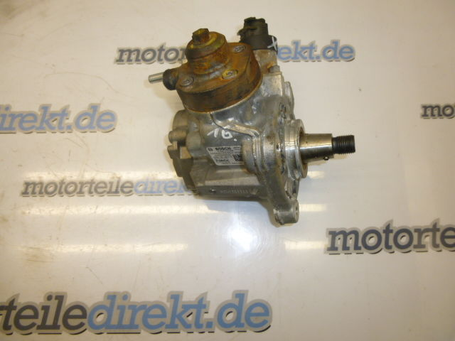 Pompe d'injection Ford Focus III turnier 1,6 TDCi ECOnetic NGDA 105 CH 0445010536