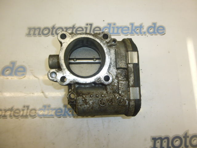 Throttle flap Ford Fiesta VI 1.4 to 97 HP SPJA 8A6G-9F991-AB