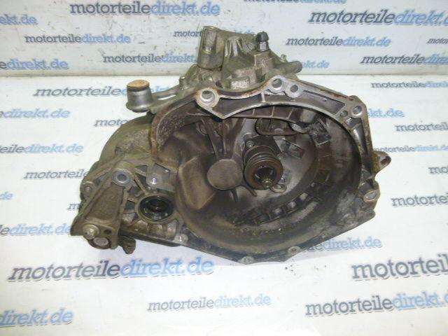 Caja de cambios manual Opel Astra H 1,2 Z12XEP 55355489 F13 W429