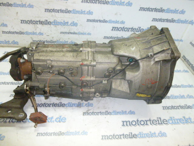 Trasmissioni a 6 Marce Cambio BMW E46 320d 1096401052 M47 204D4 150 CV IT33299