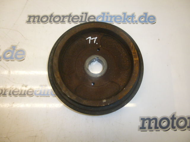 Riemenscheibe Nissan Almera N16 Tino V10 Primera 1,8 16V Benzin QG18DE 43903046
