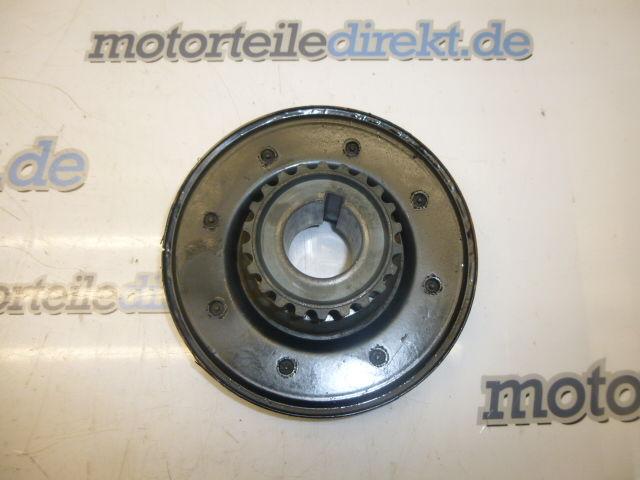 Riemenscheibe Kurbelwellenrad Opel Astra H GTC 1,7 CDTI Z17DTH 100 - 101 PS