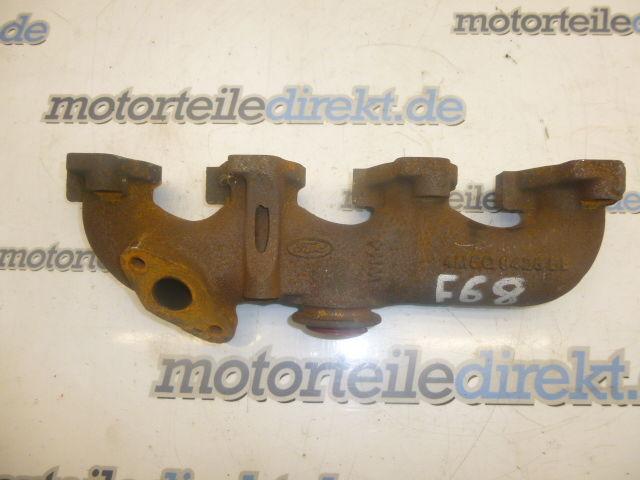 Abgaskrümmer Ford Mondeo IV 1,8 TDCi Diesel 125 PS KHBA QYBA 4M5Q-9428-BB